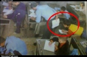 Cheating level