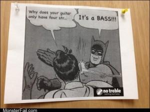The Goddamn Bassman