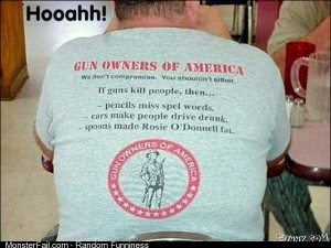 Gun owners of America