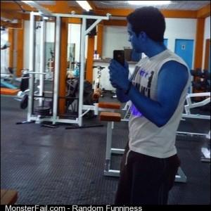 Soy un Avatar o Jajajaja me parezco a Tito el mejor amigo de Doug Narinas xD CaeLacedula instahood instragram alien FunnyPics