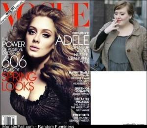 Funny Pics Adele