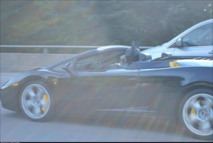 So im driving down route 695 MD when all of the sudden