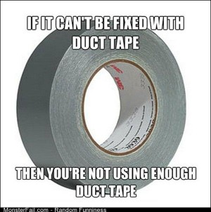 Funny Pics Truth About Duct