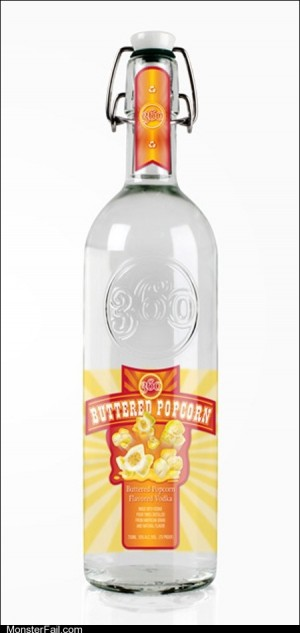 Party Fails Okay We Were Pushing It With Glazed Donut Flavored Vodka