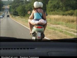 Funny Pics Bike Ride