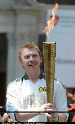 Ronald Weasley and the Goblet of Fire Imgur
