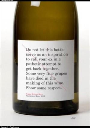 Please show respect