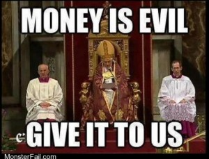 We know how to handle evil