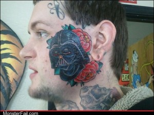 Funny tattoos Ugliest Tattoos The Dark Side of Your Face