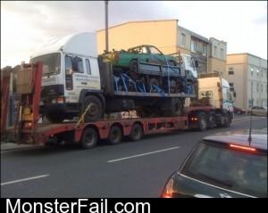 Monster Truckception