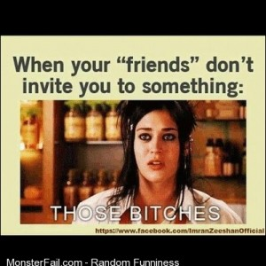 Friends memMonsters funnypics meangirls JanisIan