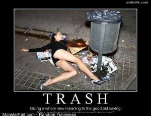 Funny Pics Trash