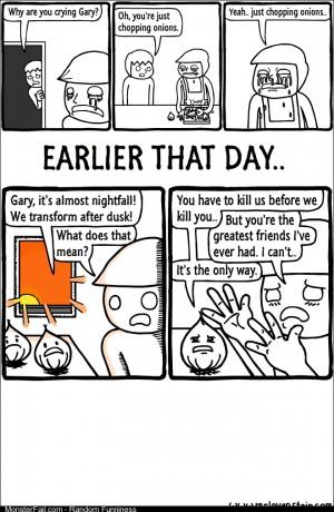 Poor Gary
