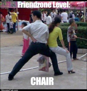 Friendzone level