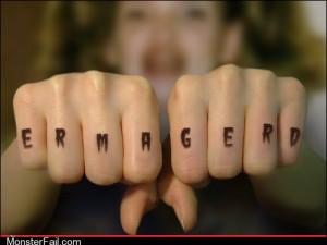 Funny tattoos Ugliest Tattoos Ergliest Tertters
