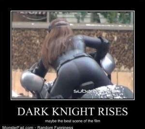 Funny Pics Dark Knight Rises