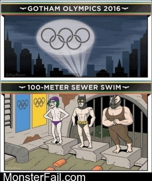 Gotham Olympics 2016
