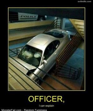 Funny Pics Officer