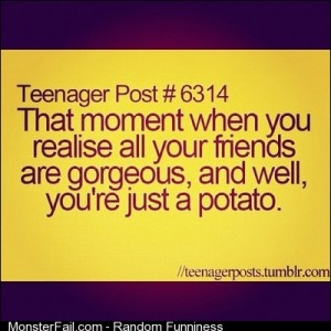 Well Im just a potato tumblrpost tumblr blog teenager teenagerpost friends gorgeous justapotato potato funny funnypics funnyfacts lifefacts instagood instamood iphonesia igersitalia igersmilano insta9ram Scattata con a hrefhttpinstagramcomInstagrama press