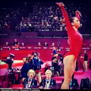Judges reaction to McKayla Maroneys vault