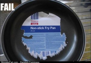 Fail non Stick Pan