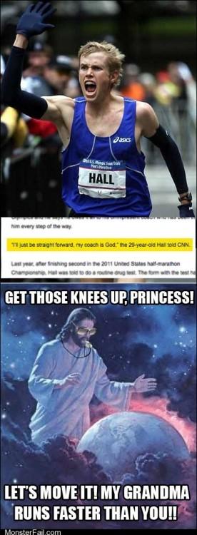 Holy Leg Presses