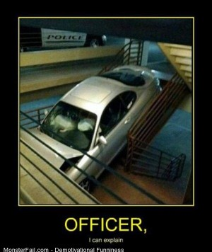 Demotivational  Motivational Officer