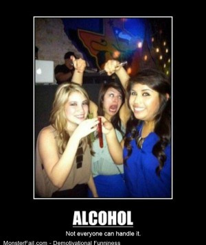 Demotivational  Motivational Alcohol