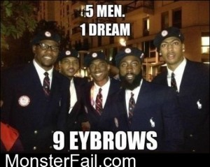 5 Men 1 Dream