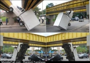 Funny Pics Some Slick Parking