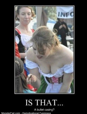 Demotivational  Motivational Bullet Casin
