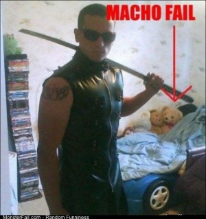Fail macho Fail
