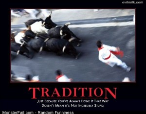 Funny Pics Some Traditions