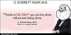 Forever Alert
