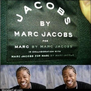 I Put Marc in Your Jacobs If You Know What I Mean