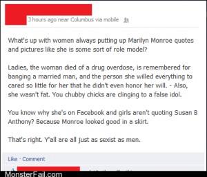 Funny facebook fails Monrole Models
