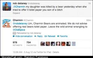 I love Rob Delaney