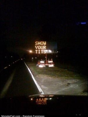 Funny Pics Useful Road Sign