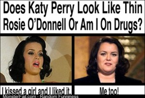 Officially unattracted to Katy Perry now