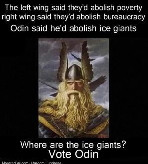 Trust in Odin