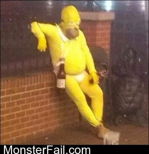 Homer IRL