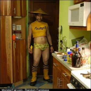 Googled hot chinese mustard