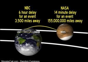 NBC please visit NASA