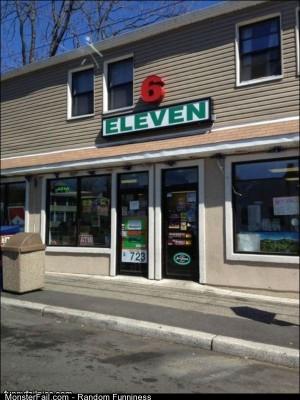 6 Eleven