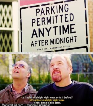 Parking paradox