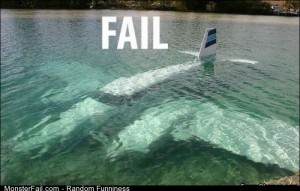 Fail in The Water