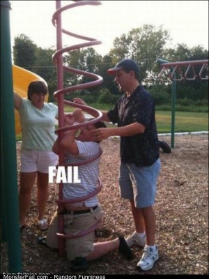 You Got Stuck