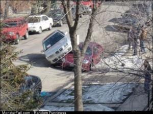 Fail nice Parking