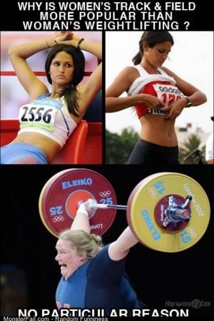 Funny Pics Womens Track