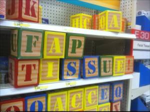 Target tissue box shenanigans
